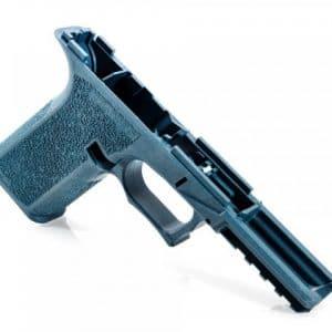 Polymer 80 Full Size Frame PF940v2 - Blue Titanium-0