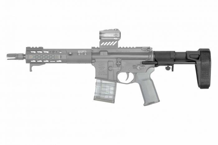 SB Tactical PDW Pistol Stabilizing Brace-0