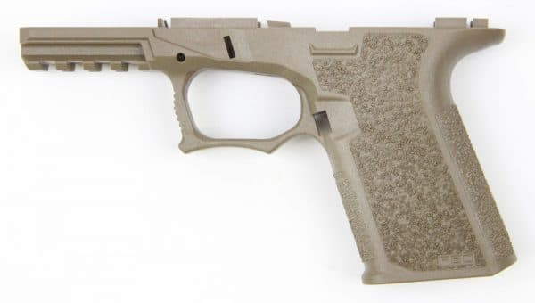 Polymer 80 Compact Frame PF940C - FDE KM Tactical