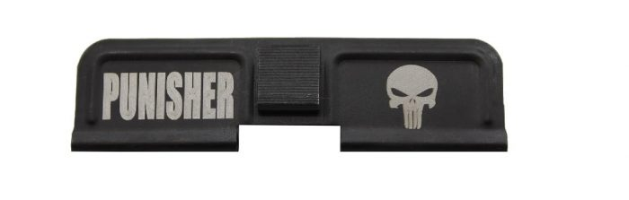 Punisher Engraved Dust Cover - 308-0