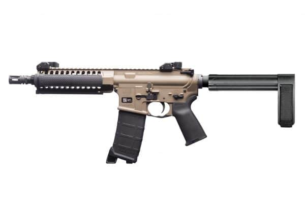 SB Tactical SBL Pistol Brace KM Tactical