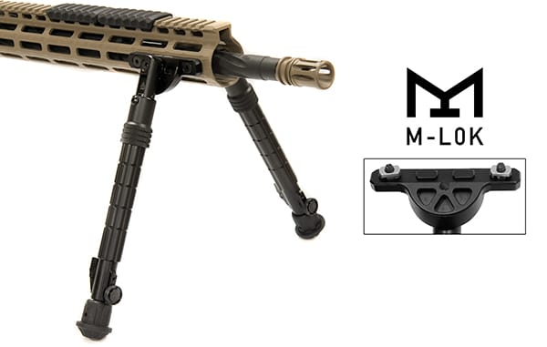 UTG Recon Flex Bipod (Model 2)-0