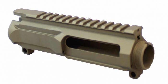 Burnt Bronze KM Tactical Billet Upper-0