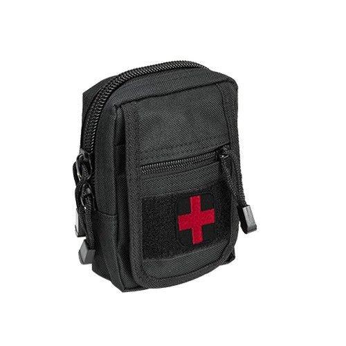 Black Compact Trauma Kit-0