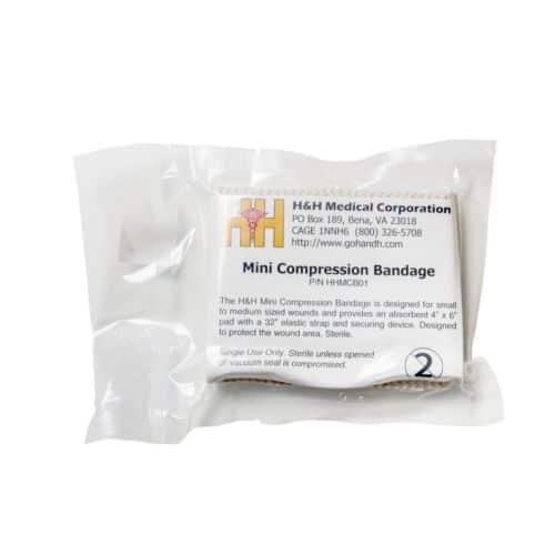 Black Compact Trauma Kit-12795