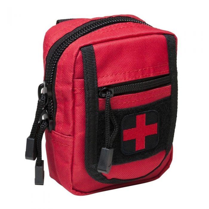 Vism Compact Trauma Kit Red-0