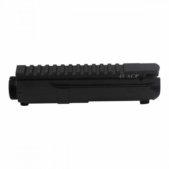 KM Tactical PCC Billet Upper Receiver - 45 ACP-0