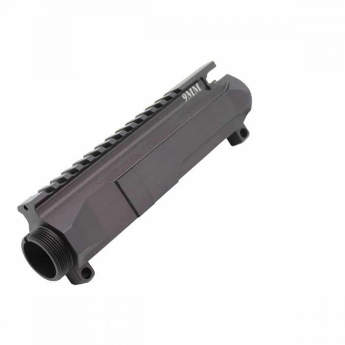 KM Tactical PCC Billet Upper Receiver - 9MM KM Tactical