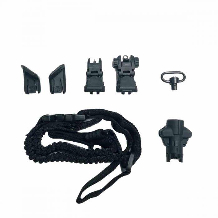 Advanced Upgrade Kit for MCK Roni-0