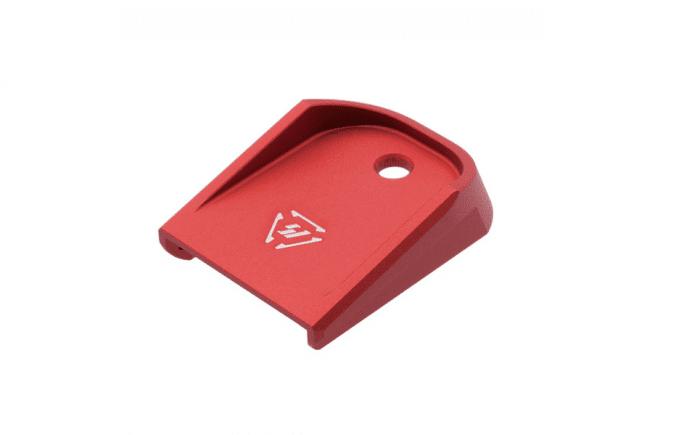 Aluminum Base Plate for GLOCK Red-0