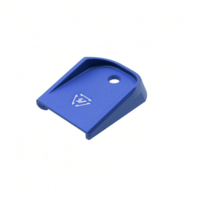 Aluminum Base Plate For Glock Blue KM Tactical