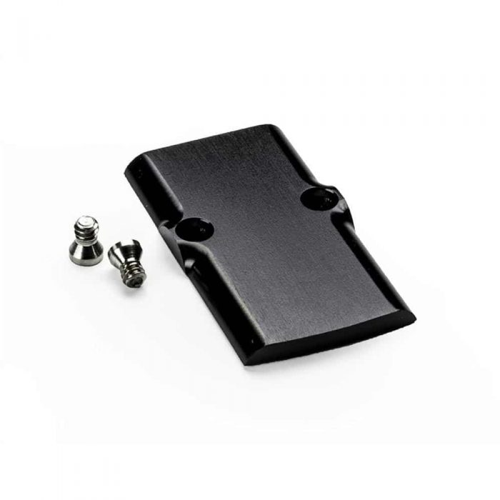 LoneWolf RMR Cover Plate w/screws for OEM Profile Slides KM Tactical