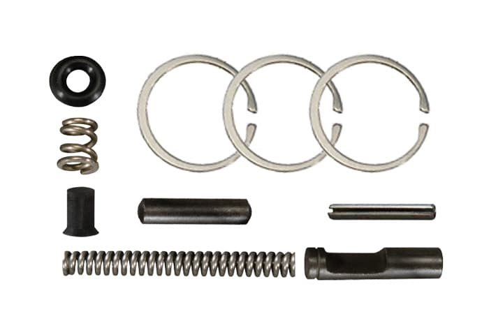 AR 15 Bolt Rebuilt Kit KM Tactical AR 15 5.56 223 SP-45